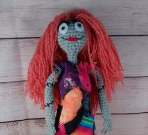 Sally Figure Halloween Decoration