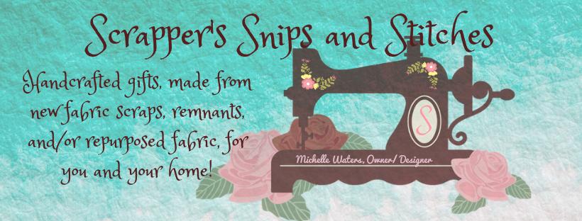 Scrapper's Snips and Stitches