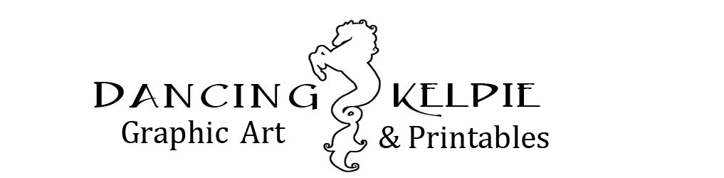 The Dancing Kelpie Printables and More