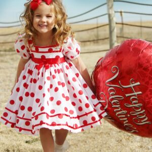 Shirley Temple Toddler Infant Girl's Costume Dress