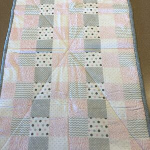 Baby Blankets (changing pad ) created by Scrapper's Snips and Stitches, Stock That Sock! Sale