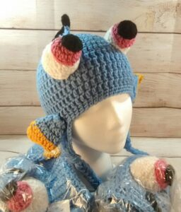 Dory Winter Child's Hat