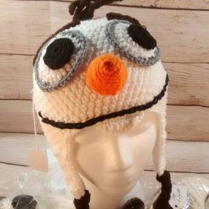 Olof Snowman Child's Hat