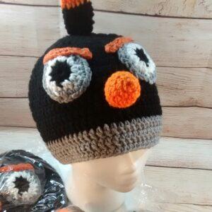 Black Bird Child's Hat