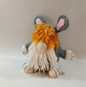 Gnome Plush Eater Bunny