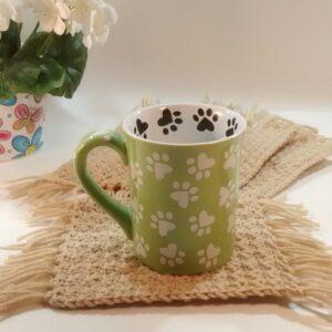 Mug Rug Set Tan