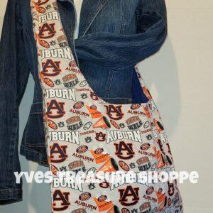 Auburn Tote Bag