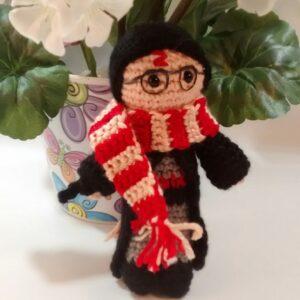 Crochet Harry Potter Doll