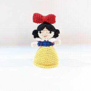 Mini Snow White Doll