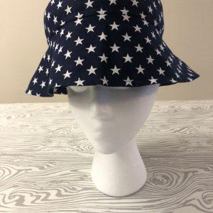 Stars Bucket Hat Large