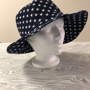 Stars Bucket Hat Structured