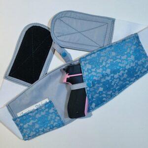 Custom Order Modified Gun Holster for Jennifer Handmade by MGED