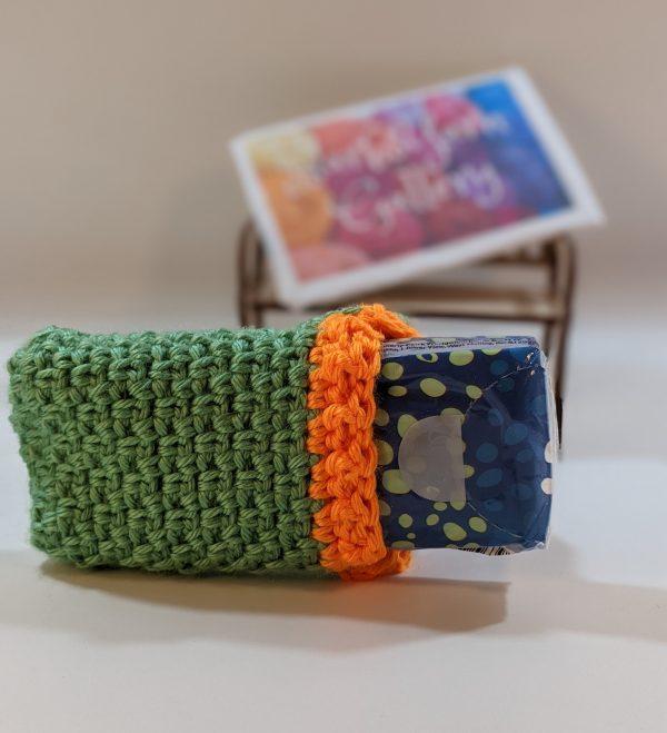 Green Monster Pocket Tissue-Cover