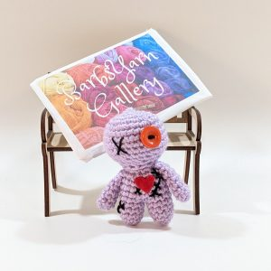 Voodoo Doll Key Chain