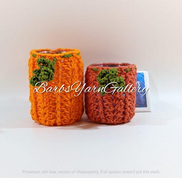 Pumpkin Jar Decoration Set