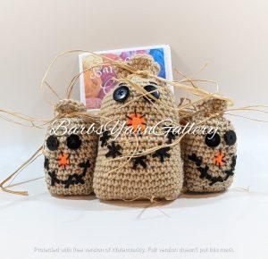 Scarecrow Trio Decorative Set