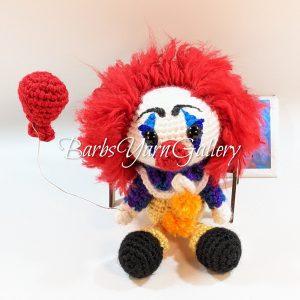Crochet Pennywise-Original Horror Figure