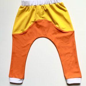 candy corn pants